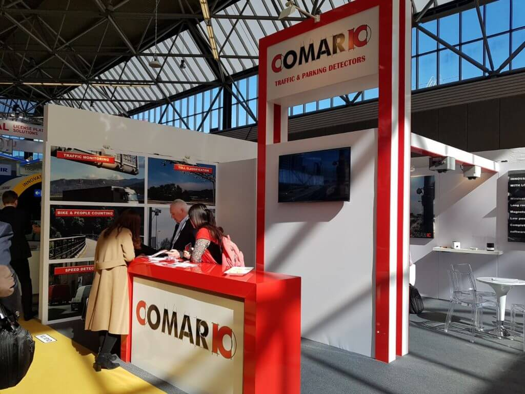 COMARK Stand @ Intertraffic