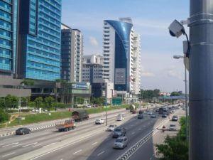 Traffic monitoring Kuala Lumpur