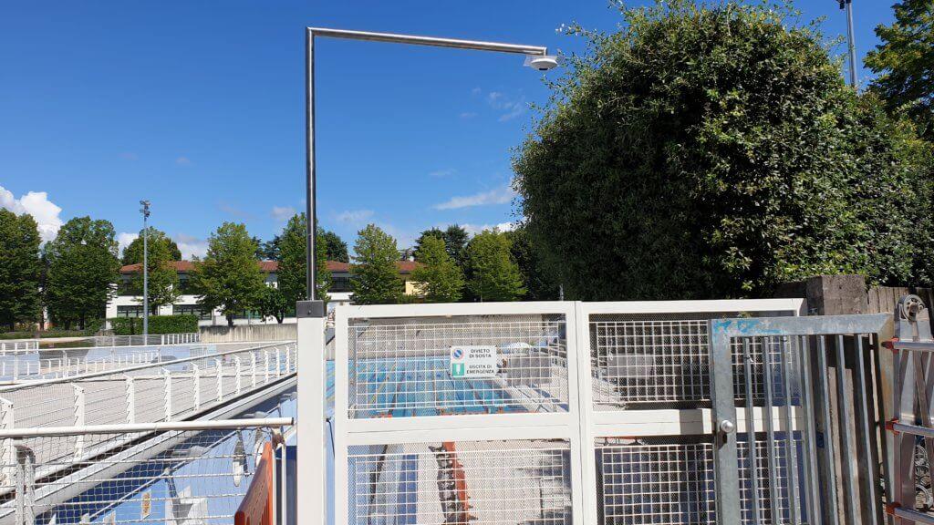 Contapersone piscina